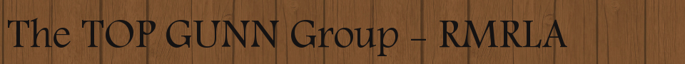 The TOP GUNN Group - RMRLA - Proven Knowledge and Experience You Can Trust!